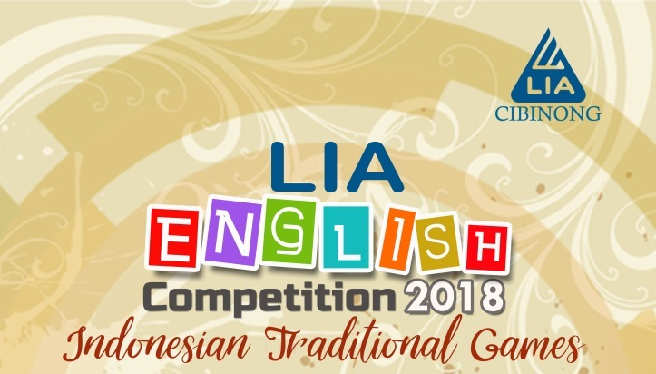 LIA English Competition & Semarang International Competition and Exhibition 2018